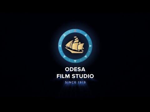Одесская киностудия (2019) логотип 100 лет