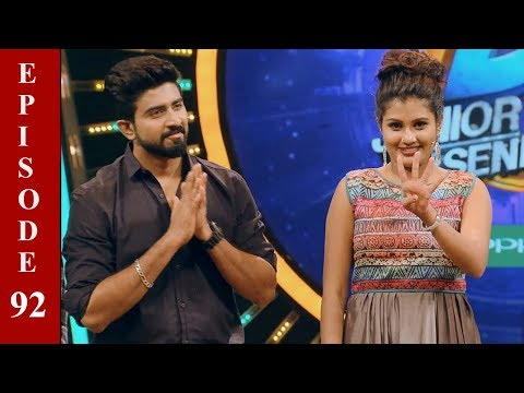 D4 Junior Vs Senior I EP 92  Meet the final 4 I Mazhavil Manorama