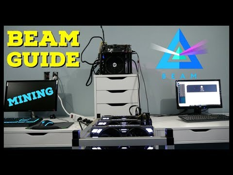 How To Mine BEAM | JUST LAUNCHED | Asic-Resistant GPU Mineable Cryptocurrency