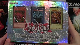 Yugioh Legendary Collection Gameboard Edition Opening More God Cards