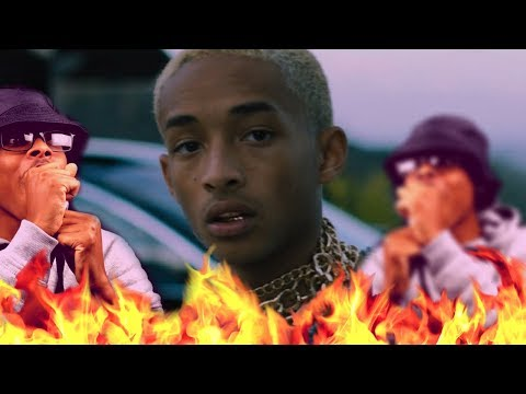 I SLEPT ON THIS! | Jaden Smith - ICON (Music Video) | Reaction