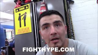 BRANDON RIOS SAYS MIGUEL COTTO LOWBALLED HIM, BUT HINTS HE'LL BE BACK IN RING SOON
