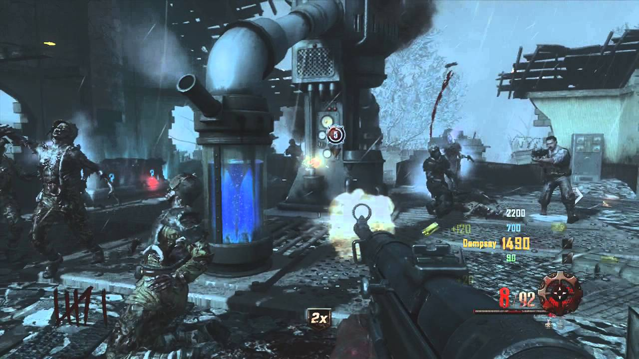 Where Is The Fuse Box In Zombies Black Ops : Death by giant robot black ops zombies quot origins