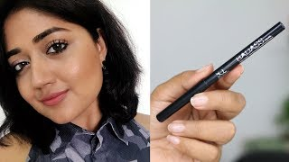 Affordable Kajal by Stay Quirky   Review + Application   corallista