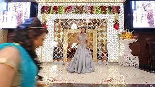 Best Sister performance for brothers wedding