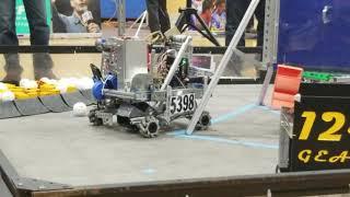 Clip 6, 12/16/18 Robotux, Southern NJ Qualifier