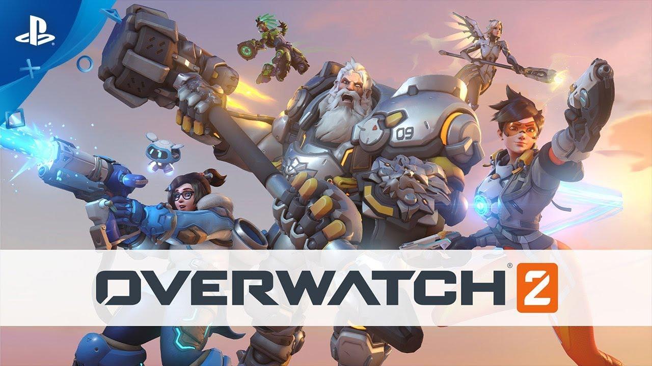 Overwatch 2 - Gameplay Trailer | PS4