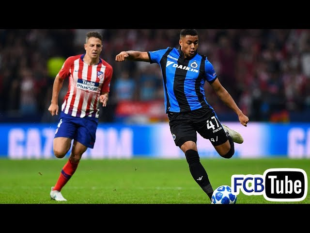 2018-2019 - Champions League - 02. Groep A Match 2 - Atletico Madrid - Club Brugge 3-1