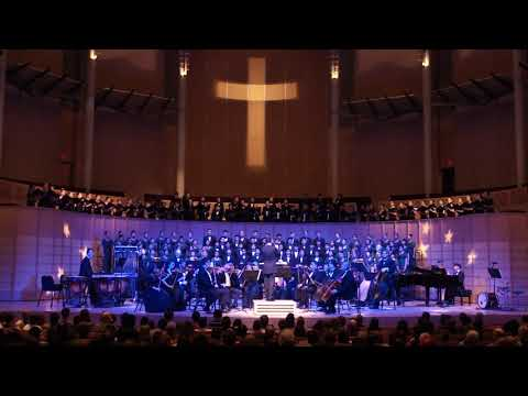 Then Sings My Soul, How Great Thou Art - Choir Performance 2018