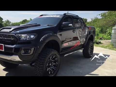 """Ford Ranger 2.0 5"""" Lift"""