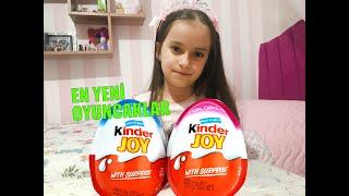 Kinder Joy Sürpriz Yumurta Yeni oyuncaklar Serisi
