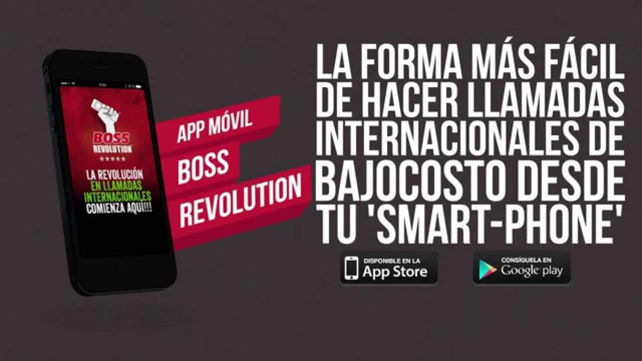 Revolution boss numero de Support