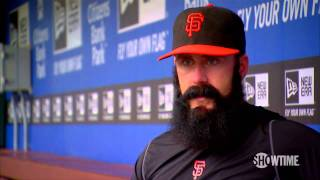 The Franchise: A Season with the San Francisco Giants - Brian Wilson Loses His Cool - The Franchise: A Season with the San Francisco Giants