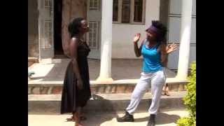 Lets just fight! Kansiime Anne