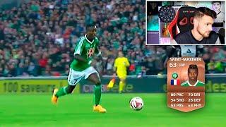 ASÍ JUGABA SAINT-MAXIMIN CUANDO ERA BRONCE EN EL FIFA