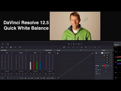 Blackmagic Forum • View topic - White balance feature