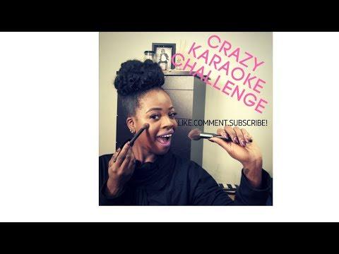 CRAZY KARAOKE CHALLENGE