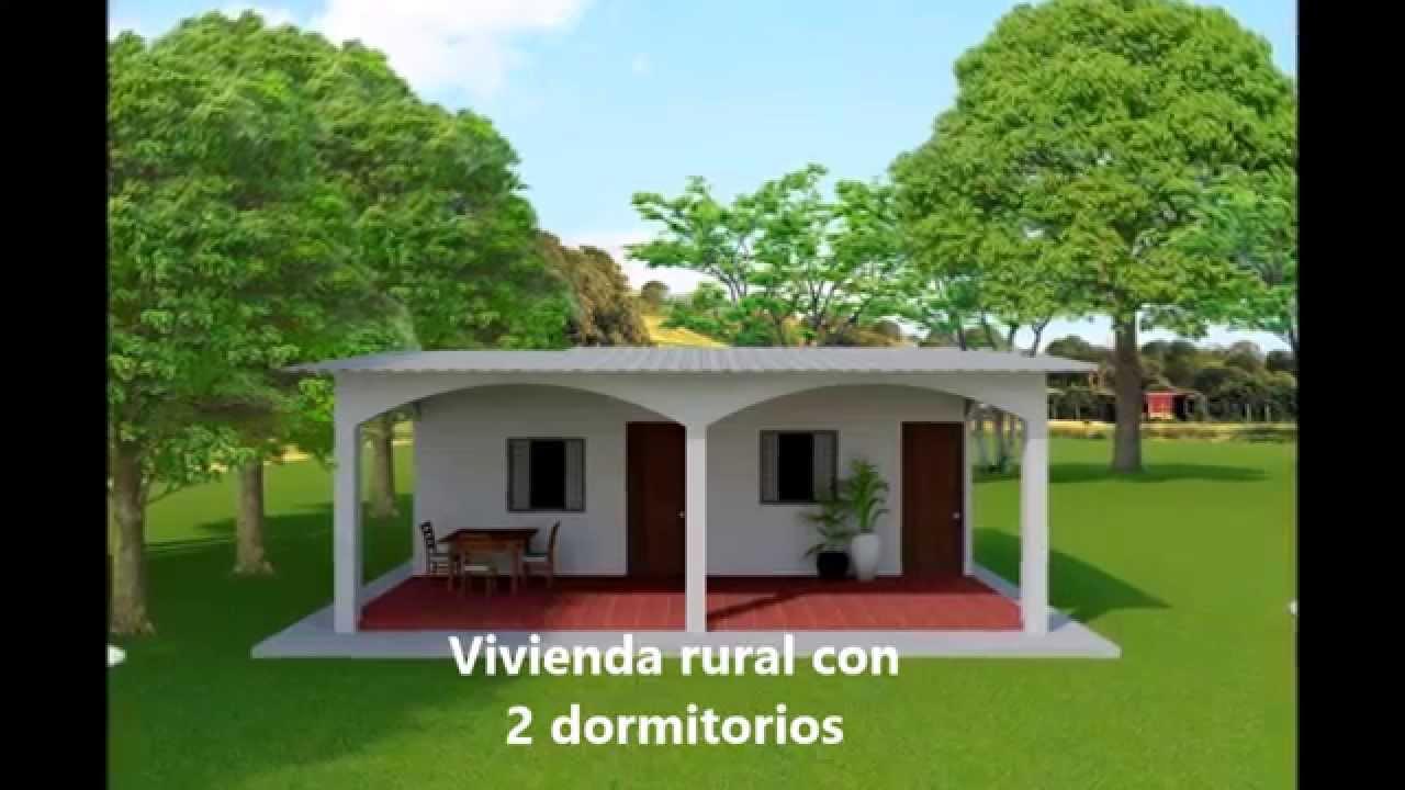 Modelos de casas youtube for Modelos de casas pequenas y bonitas