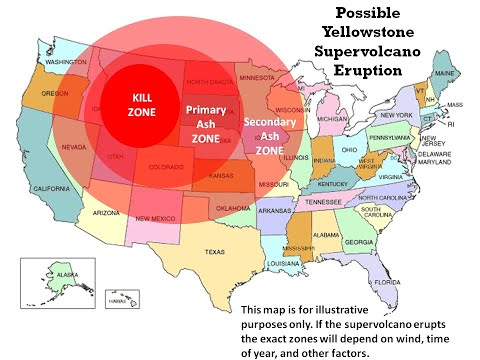 Is Yellowstone About to Erupt? Big Earthquake Rocks Yellowstone
