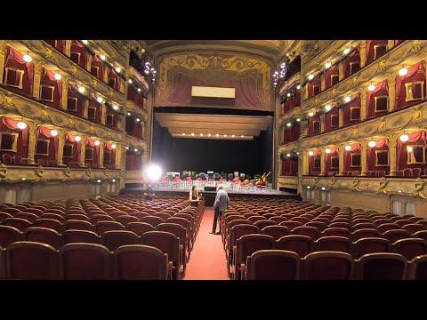 L'opéra de Nice rouvre au public... et s'ouvre à de nouveaux publics.