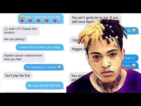 XXXTentacion ft. Trippie Red – F*ck Love Lyric Text Prank On SideChick Gone Wrong!!!