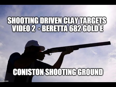 Shooting Driven Clay Targets 2