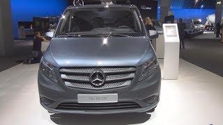 Mercedes-Benz Vito Worker 109 CDI Panel Van (2017) Exterior And Interior In 3D