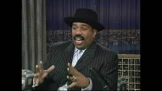 "Steve Harvey on ""Late Night with Conan O'Brien"" - 11/21/03"
