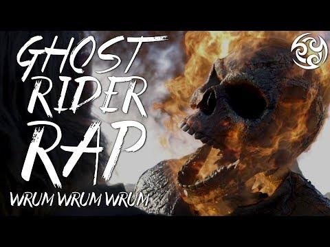 "♫ GHOST RIDER RAP [PL] - ""Wrum Wrum Wrum"" | Slovian (prod. FlezBeats)"