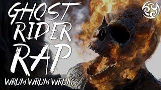 "♫ GHOST RIDER RAP [PL] - ""Wrum Wrum Wrum""   Slovian (prod. FlezBeats)"