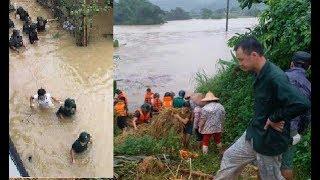 Thiệt hại do Mưa lớn và LŨ Lụt, Lũ quét ở Lai Châu,Hà Giang, Sơn La - Tin mới nhất