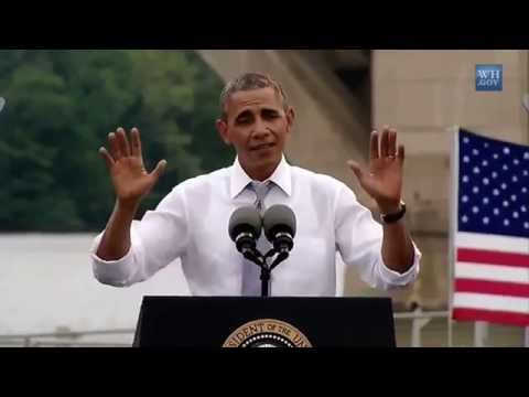 President Obama Taunts Boehner: 'So Sue Me!'