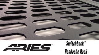 In the Garage™ with Performance Corner®: ARIES Switchback™ Headache Rack