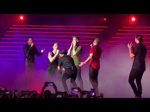 Backstreet Boys Live in Las Vegas 2017 | BSB Highlights, speeches and extras