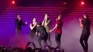 backstreet boys live in las vegas 2017 bsb highlights speeches and extras