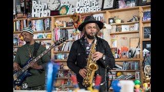 Logan Richardson: NPR Music Tiny Desk Concert