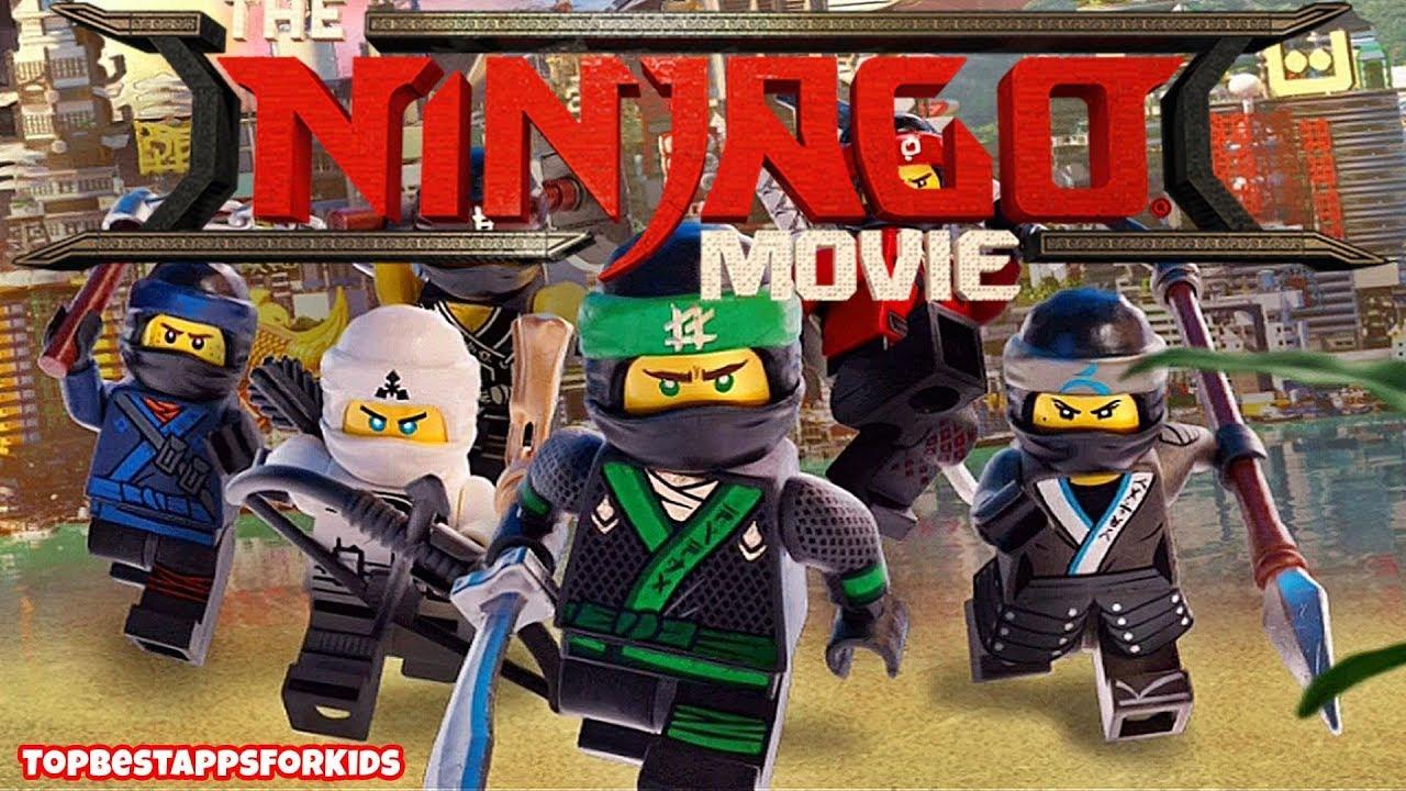 the lego ninjago movie app download