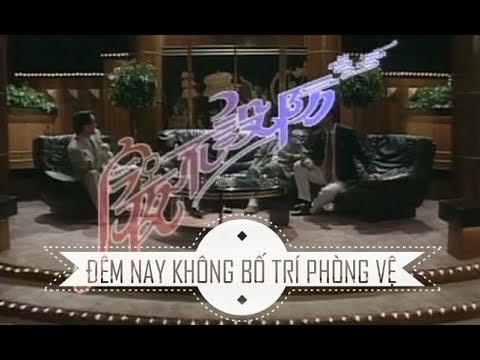 """[Vietsub] Phỏng vấn Trương Quốc Vinh 1989 """"Đêm nay không bố trí phòng vệ"""""""