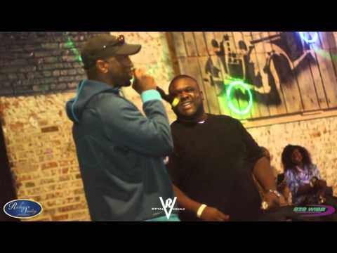 The Rickey Smiley Morning Show Hosts Karaoke Night In Macon exclamation
