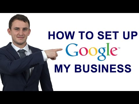 How To Set Up Google My Business | Ben Laing