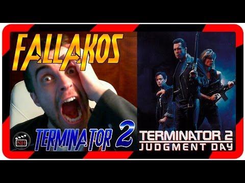Fallakos de película - Terminator 2: El Juicio Final