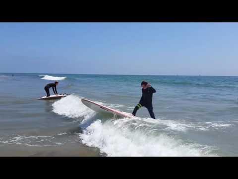 Surfing in Santa Barbara(24)