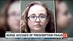 Muncie Nurse Accused of Prescription Fraud