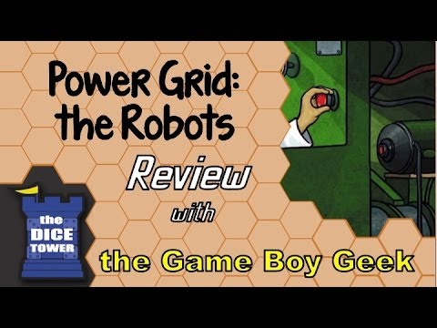 Power Grid Robots Review - With The Game Boy Geek