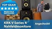 New KRK V Series 4 Monitors - Gearslutz @ AES 2016 - YouTube