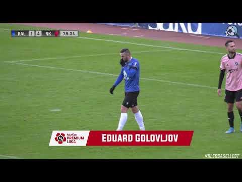 Tallinna Kalev Nomme Kalju Goals And Highlights