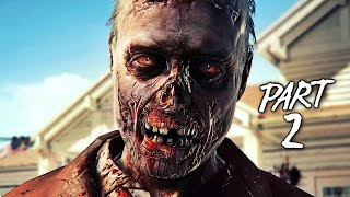 Dying Light Walkthrough Gameplay Part 2 - Doctor - Campaign Mission 2 (PS4 Xbox One)