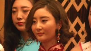 Zhang Jing (China), Miss Chinese World 2017, AB Camera