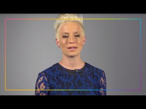 Megan Rapinoe Supports the Los Angeles LGBT Center from YouTube · Duration:  1 minutes 24 seconds