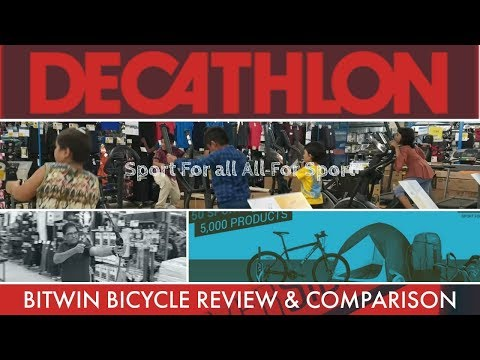Decathlon Chennai || Bitwin Bicycle Review || Comparison With Other Brands